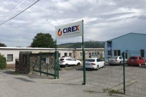 cirex finishing slovakia