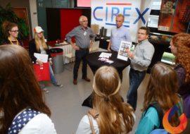 CIREX informeert tijdens Jet-Net Career Days Universiteit Twente