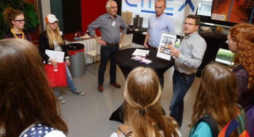 CIREX at jet-net career days east at the University of Twente