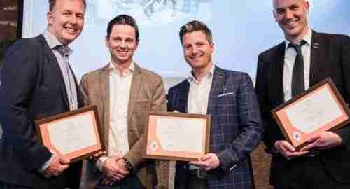 CIREX genomineerd voor Koning Willem I prijs!